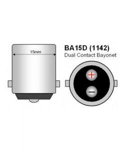 BA series LED bulbs