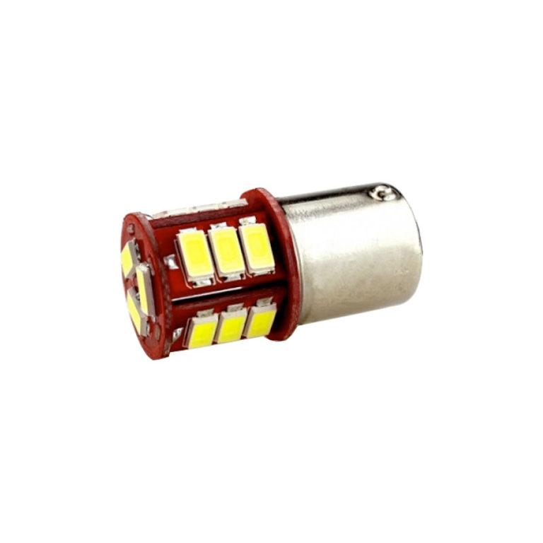 12v-24v-BA15S-1156-18x5730SMD-WHITE-Canbus-LED-Indicator-bulb-led-shop-online