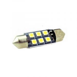 12v-24v-Festoon-41mm-6x3030SMD-LED-WHITE-260lm-led-shop-online