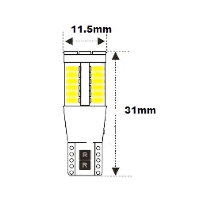 12v-24v-T10-921-AMBER-LED-wedge-bulb-360-led-shop-online-2