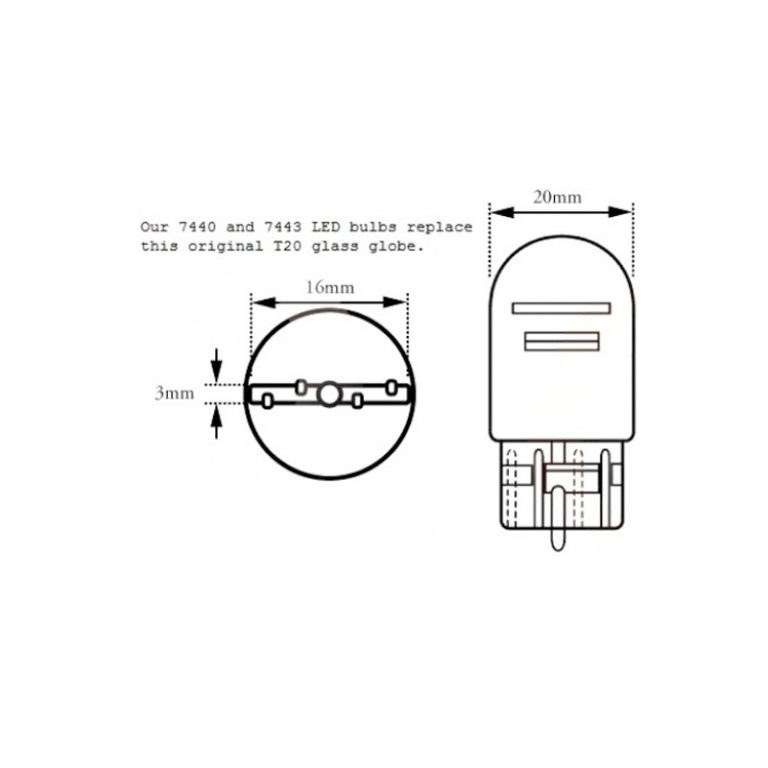 12v-7443-RED-LED-brake-tail-bulb-led-shop-online-1