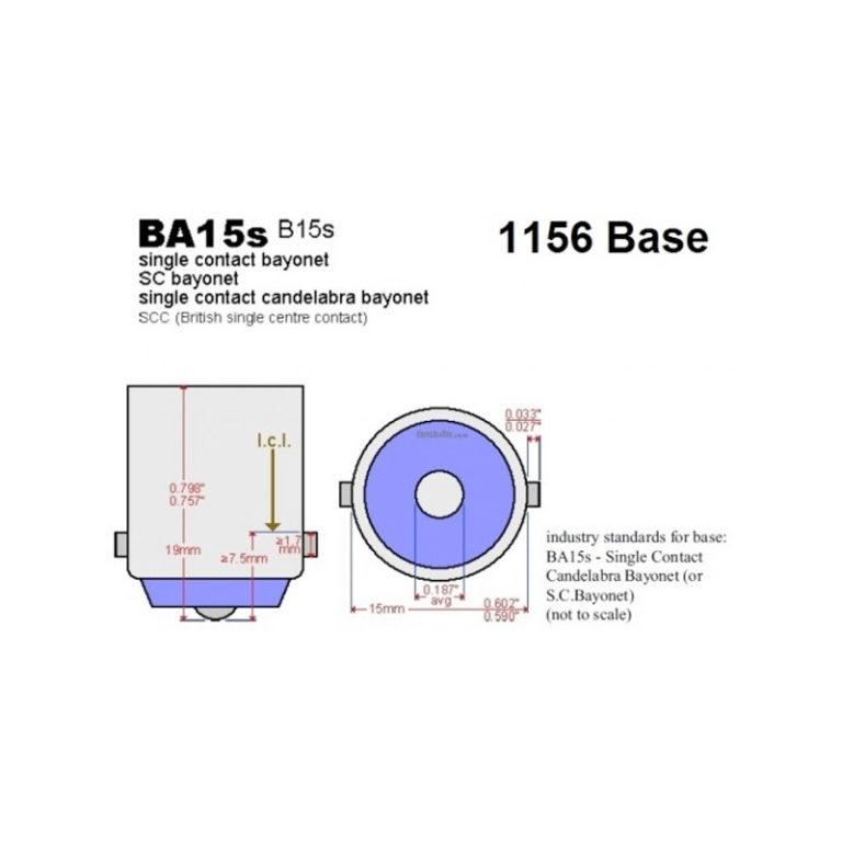 12v-BA15S-1156-AMBER-Canbus-LED-bulb-400lm-led-shop-online-1