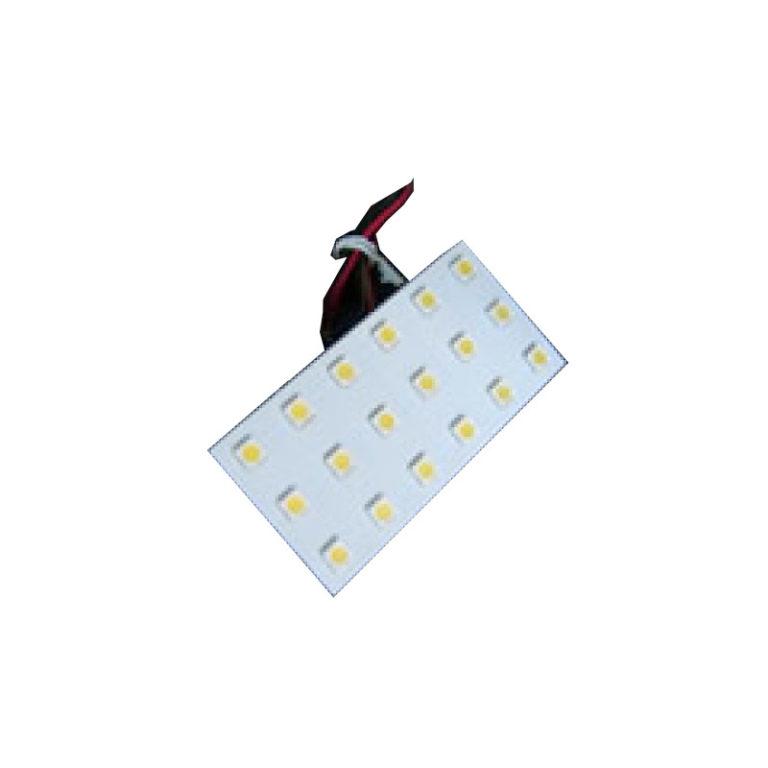12v-Board-AMBER-18x-LED-80-40mm-led-shop-online
