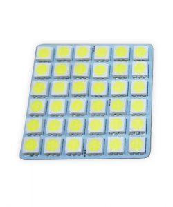 12v-Board-WHITE-36-LED-40mm-led-shop-online